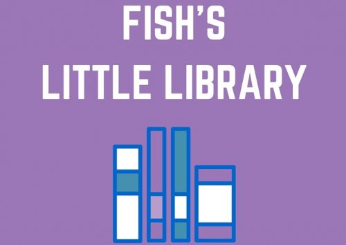 FISH LITTLE LIBRARY - Rectangle