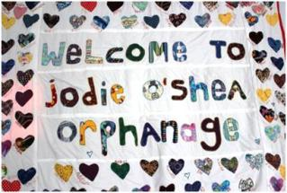Jodie O'Shea Orphanage Fish Community Solutions