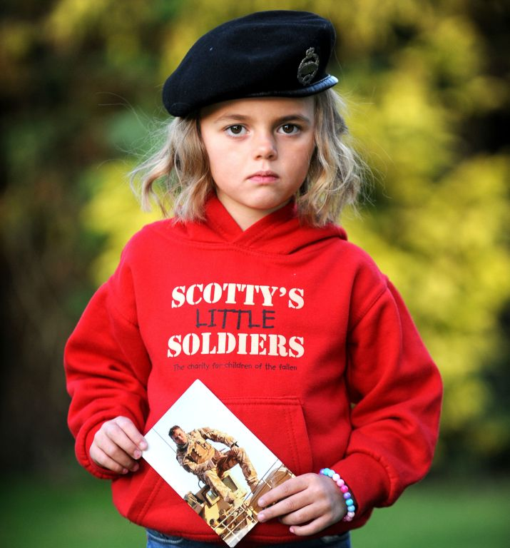 royal wedding charitable gifts scottys soliders